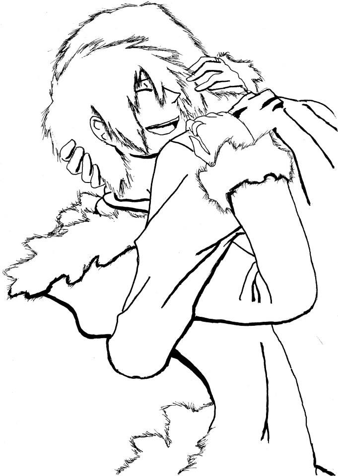 Old Sketch of Couple